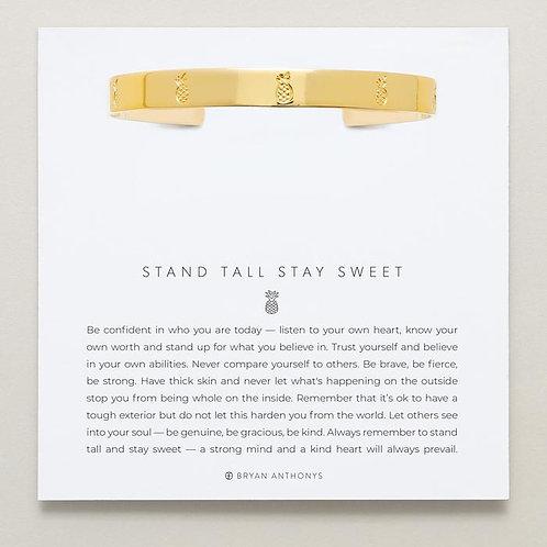 Stand Tall Cuff