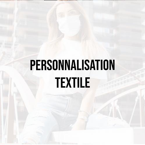 Personnalisation T-shirt