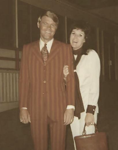 Glen and Billie Jean Campbell