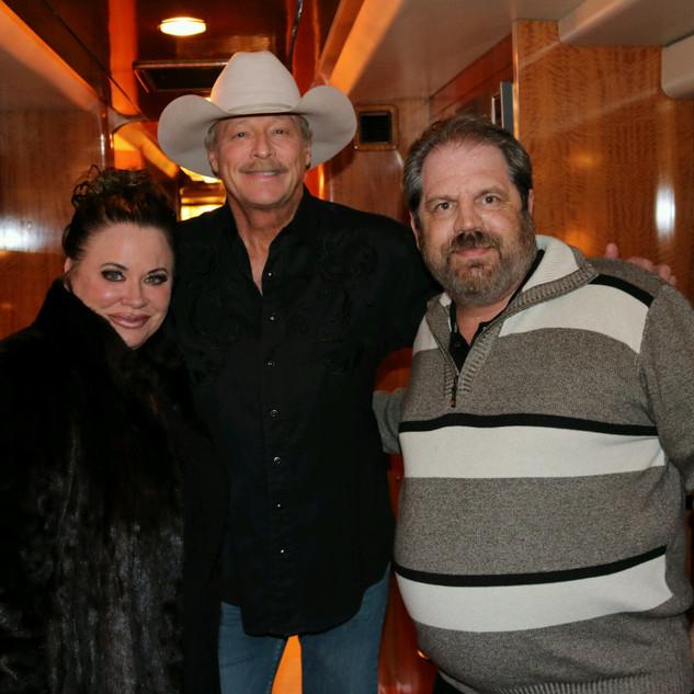 Trudy, Travis & Alan Jackson