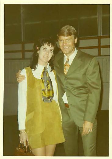 Billie Jean and Glen Campbell