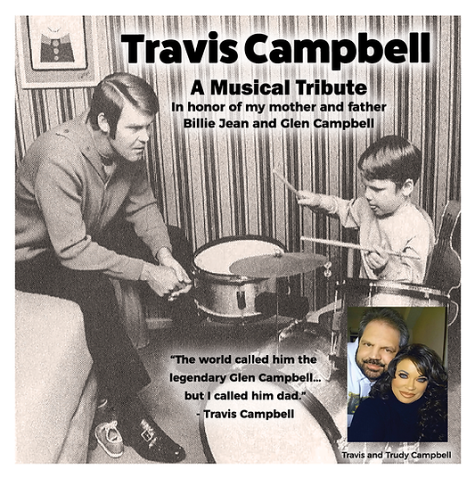Travis and Glen Campbell