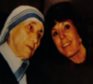 Mother Teresa & Billie Jean Campbell