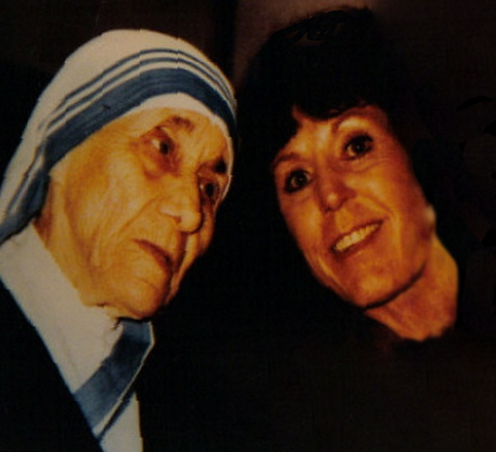 Mother Teresa & Billie Jean Campbell