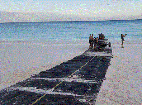 Mustmove  Trackway & Beach Access Mat 8