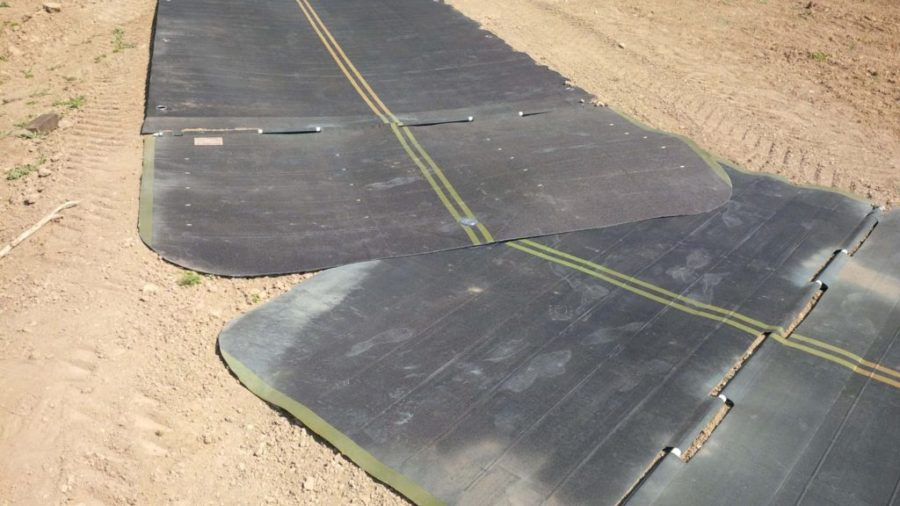Mustmove  Trackway & Beach Access Mat 2