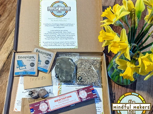 The Mindful Makers Box - February21