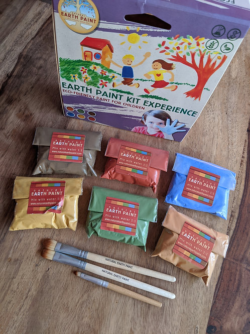 Natural Earth Paints Experience Kit