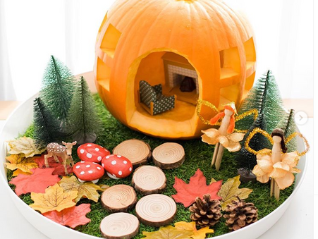 Pumpkin Play Ideas For Early Years learning