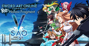 Sword Art Online Hollow Fragment