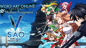 Sword Art Online Hollow Fragment