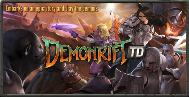 Demonrift Tower Defense