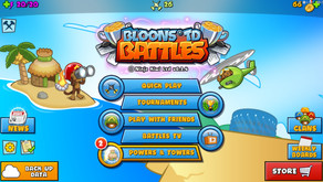 Bloons Tower Defence Battles