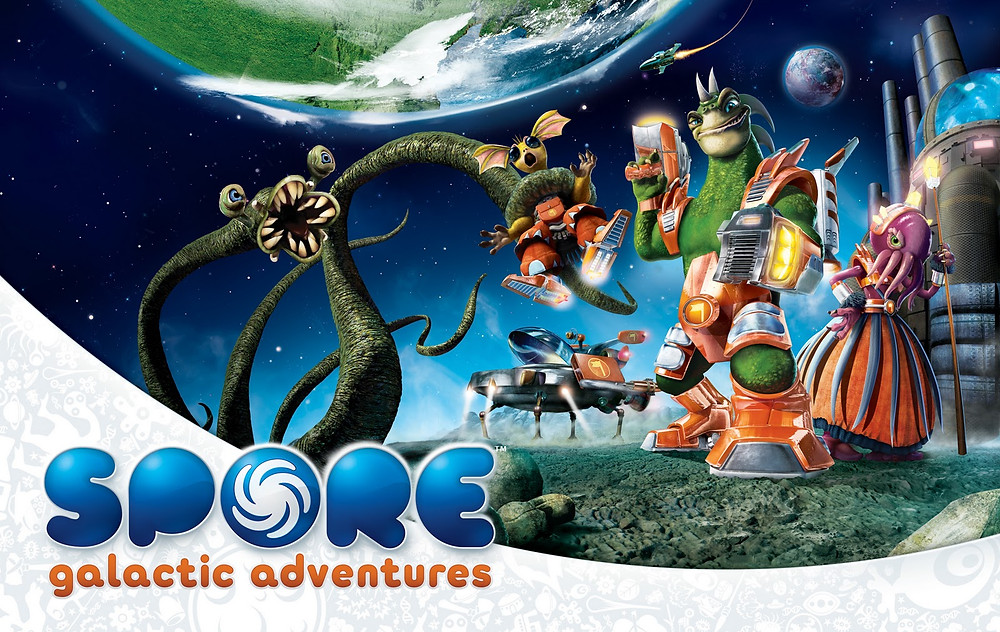 Spore Galatoc Adventures