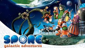Spore galatic adventures