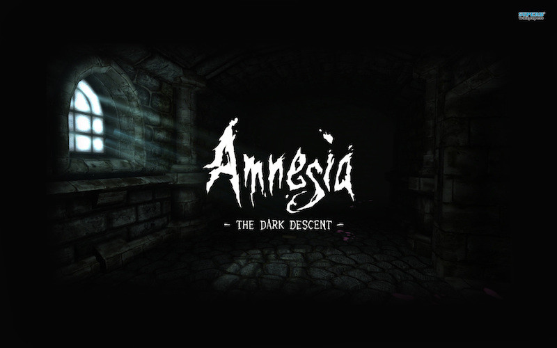 Amnesia - The Dark Descent -
