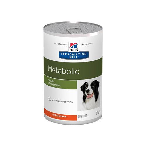 Hill's Prescription Diet Metabolic для собак
