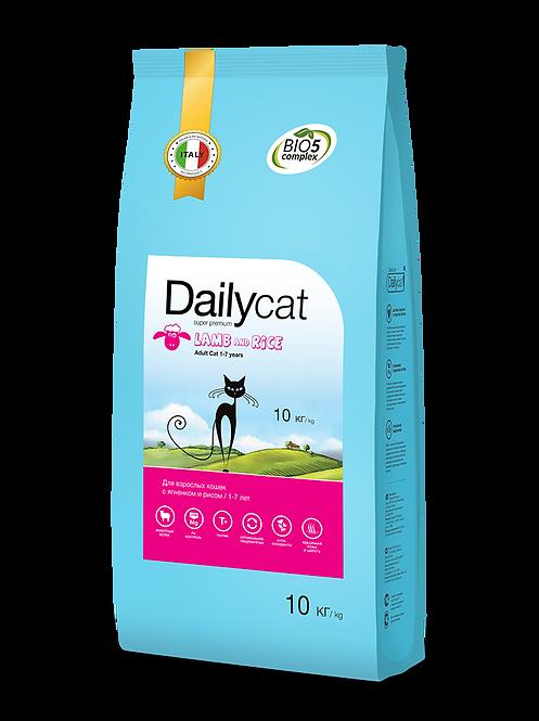 ADULT Lamb & Rice| для взрослых кошек, ягненок и рис 0,4кг