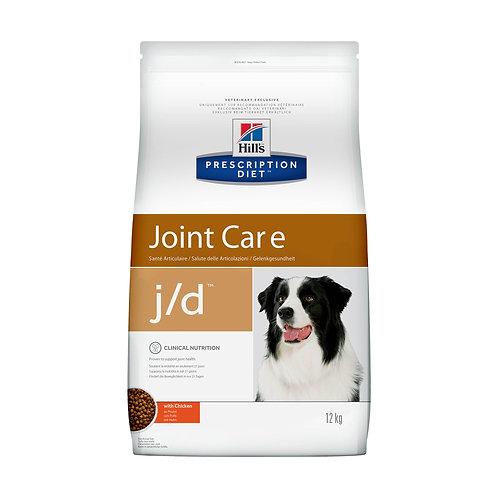 Hill's Prescription Diet j/d для собак, с курицей