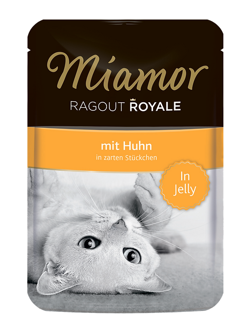 MIAMOR| Рагу по-королевски с Курицей