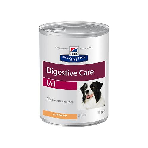 Hill's Prescription Diet i/d для собак с индейкой 360гр