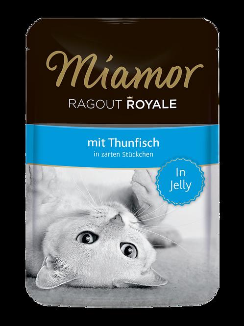 MIAMOR| Рагу по-королевски с Тунцом