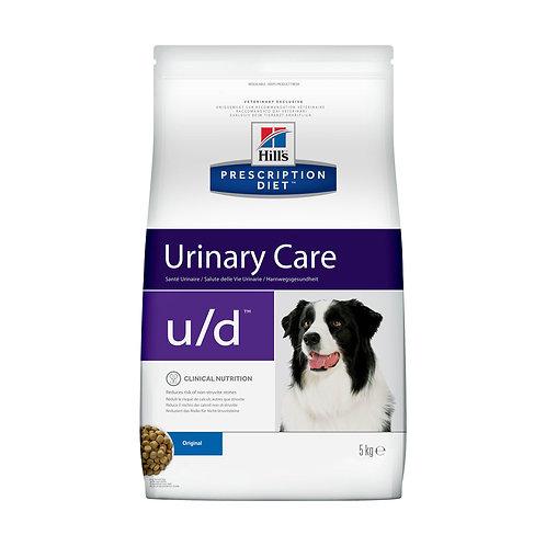 Hill's Prescription Diet u/d для собак 5кг