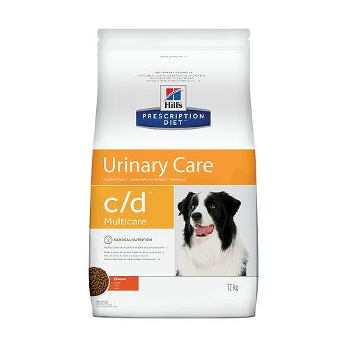 Hill's Prescription Diet c/d Multicare для собак курица
