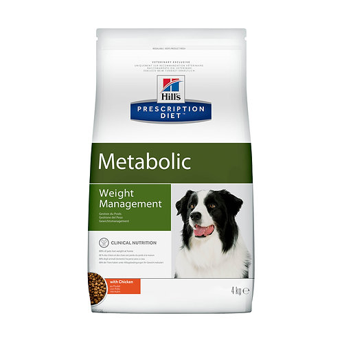 Hill's Prescription Diet Metabolic Canine with Chicken