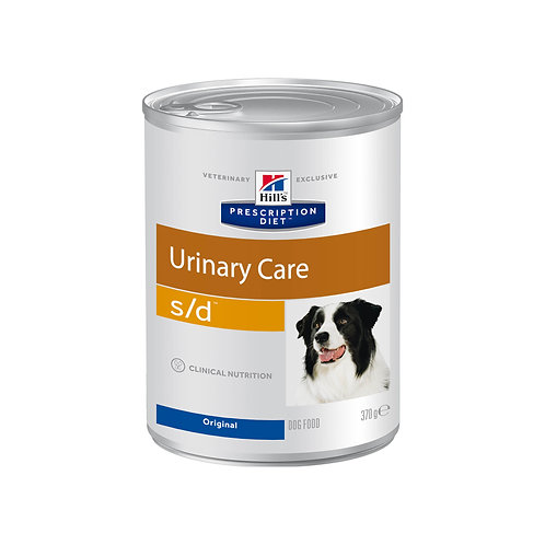 Hill's Prescription Diet s/d Canine 370гр