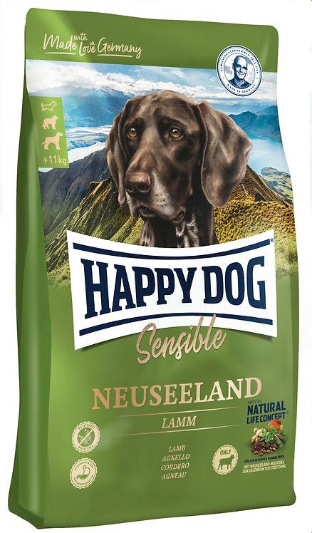 Happy Dog Supreme Sensible Neuseeland с ягненком и рисом