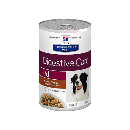 Рагу для собак Hill's Prescription Diet i/d с курицей и овощами 354гр