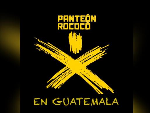 25 años de máximo respeto al mosh pit con Panteón Rococó
