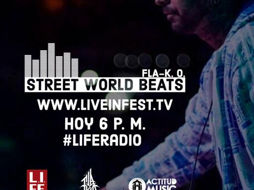 Street World Beats por #LIFEradio