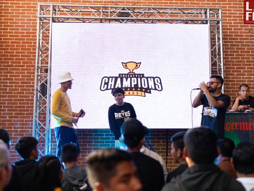 Fotos: 4ta. jornada de Liga Profesional de Freestyle en Guatemala «FCL»