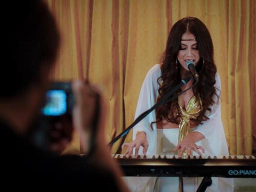 Fabiola Roudha: tuve que empezar de cero para cantar lo que yo quería