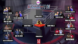 Torneo Lucha Comedia 2020