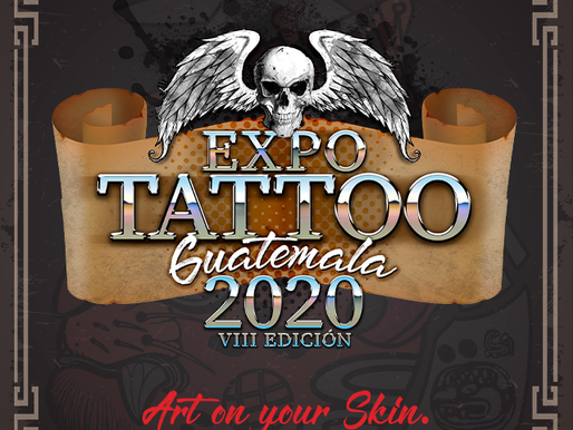 Expo Tattoo Guatemala 2020