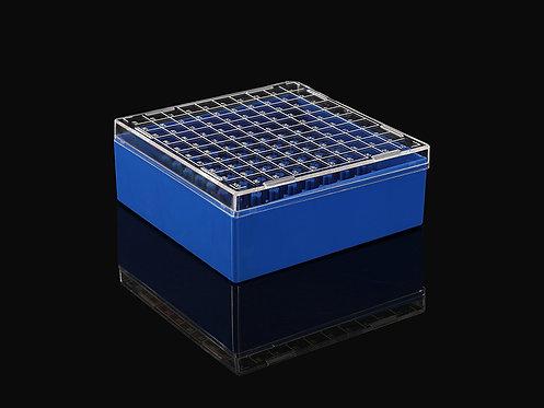 100 Well Cryo Rack for 2 mL Cryo Tubes (-196ºC Rated)