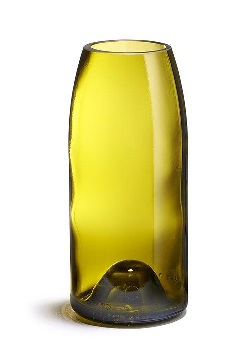 Q de bouteille - Vase Bouteille Rire