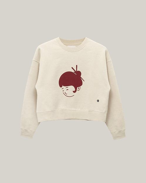 Brava - Woman Sweatshirt Yoko