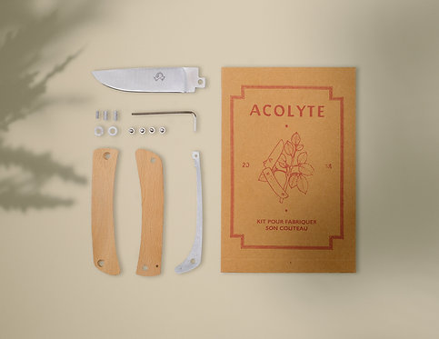 Kit DIY Acolyte couteau
