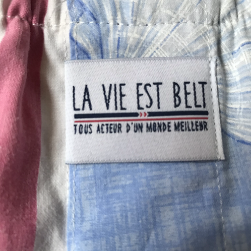 La Vie est Belt - Caleçon 2.0