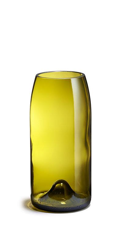 Q de bouteille - Vase Fillette Rire