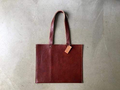 Tote Bag en cuir