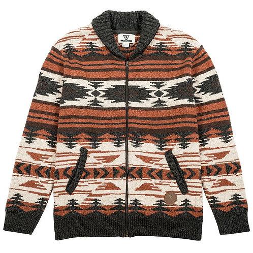 VISSLA - Wicasa upcycled sweater