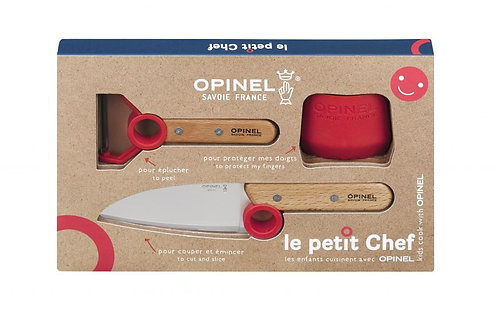 Opinel - Coffret Petit Chef