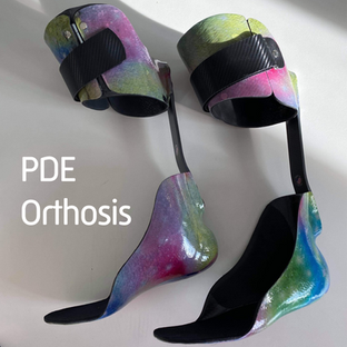 Lower Limb Orthoses - PDE Orthoses Image