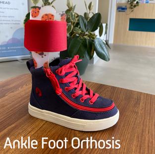 Lower Limb Orthoses - Foot Orthoses Imag