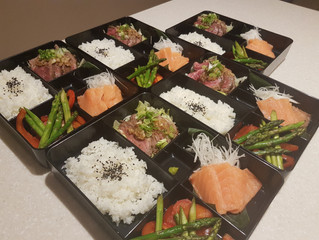O Bento-bako (lunch box)